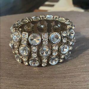 Jewelry - crystal bracelet.